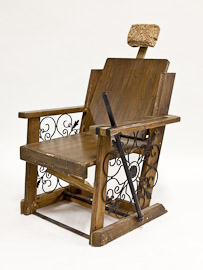 Sweeney Todd Barber Chair